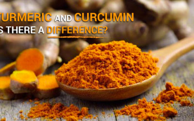 The Difference Between Turmeric and Curcumin