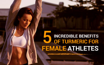 5 Incredible Benefits of Turmeric for Female Athletes