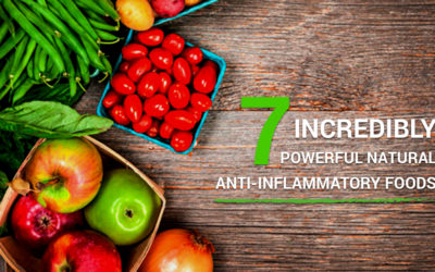 7 Most Powerful Natural Anti Inflammatory Foods