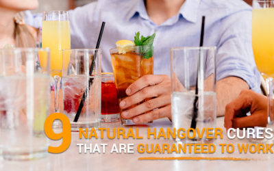9 Natural Hangover Cures That Are GUARANTEED To Work